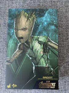 Hot Toys Groot Avengers Infinity War MMS475 Figure