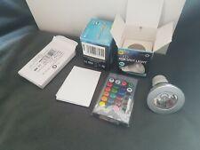 REDUCED! 10 Pack Amitex AX162 3w RGB GU10 Bulb with remote control