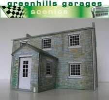 Greenhills Scalextric Slot Car Farmhouse Building Kit 1:32 Scale - New MACC782