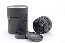 Porst GMC WW-Macro 28mm / 2.8 Weitwinkel X-M FX Fujica Bajonett