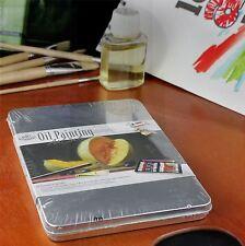 Royal & Langnickel Essentails artists Oil Paint startwe Tin Art Set brush tubes
