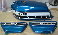 YAMAHA  RD400C RD250C MODELS  FULL PAINTWORK DECAL KIT