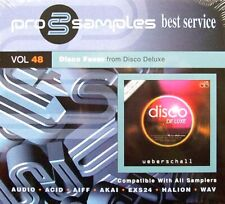 Best Service pro samples Vol. 48 2CD Disco Fever From Disco Deluxe NEUWARE OVP