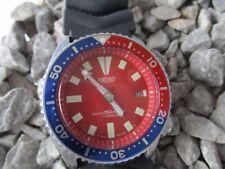 SEIKO Scuba Diver 150 m 7002-700A Automatic Pepsi red 42 mm 90er 1990s