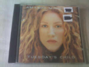 AMANDA MARSHALL - TUESDAY'S CHILD - 13 TRACK CD ALBUM
