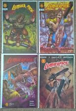 Northstar Leatherface 1-4 complete set very rare