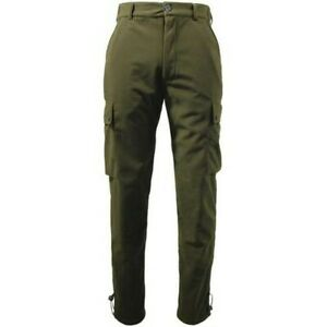 GAME mens trousers  pants green Camo hunting walking hiking wear WATERPROOF