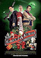 A Very Harold & Kumar 3D Christmas (Blu-ray 3D + Blu-ray + UV Copy) New & Sealed