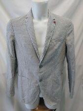 giacca uomo maison brave  lino e cotone  taglia 48