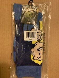 Fallout 4 Crew Socks Brand New