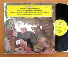2530 588 Peter & The Wolf Carnival Of The Animals Hermione Gingold Bohm NM/EX
