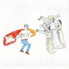"""Knee Chin – Melting Upwards on 7"""" Vinyl Single Bedroom Suck Records 2012 NEW"""