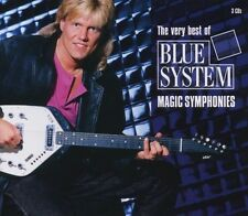 "Blue System ""the Very Best of"" 3 CD Box nuevo"