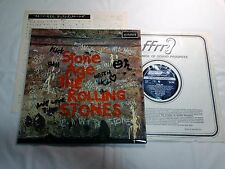 ROLLING STONES STONE AGE UK EXPORT TO JAPAN LONDON  DECCA FFRR TOP RARE SKL 5084