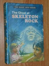 The Ghost At Skeleton Rock. The Hardy Boys #36. Dixon, Franklin W. 1974 Good