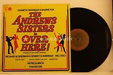 """Over Here - 1974 Andrew Sisters, LP 12"""" (G)"""