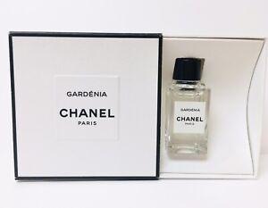 Chanel Gardenia edp 4ml De Luxe Sample Size. Splash. NIB