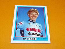 N°64 BERZIN GEWISS MERLIN GIRO D'ITALIA CICLISMO 1995 CYCLISME PANINI TOUR