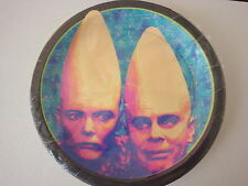 """SATURDAY NIGHT LIVE, """"THE CONE=HEADS"""" J.CURTIN, D. AYKROYD- 8 DINNER SIZE PLATES"""