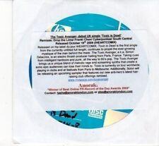 (DI165) The Toxic Avenger, Toxic Is Dead (debut) - 2009 DJ CD