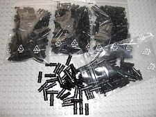 Lego Technic Technik Verbinder Pins Verbinder kurz schwarz 25 Stück 2780