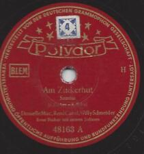 Willy Berendt  Hawaii Guitarre mit Willy Schneider 1949 : Schiff Ahoi