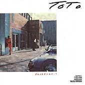 Toto - Fahrenheit CD 1986 Columbia - FACTORY SEALED!