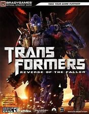 Transformers: Revenge of the Fallen Official Strategy Guide (Official-ExLibrary