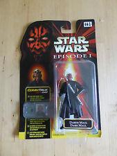 Star Wars episodio 1 Phantom Menace Hasbro Figura-Darth Maul Colección 1