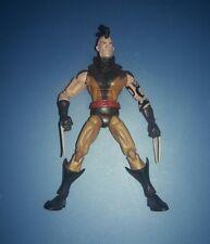 "Marvel Legends 6"" figure Daken Unmasked Wolverine Terrax series displayed only"