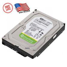 WD Western Digital Green 500GB 3.5 7.2K SATA desktop Hard Drive WD5000AUDX