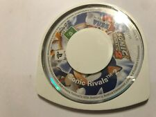 SONY PSP PORTABLE PLAYSTATION GAME UMD ONLY SONIC RIVALS 2 / II By SEGA