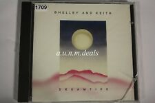 Shelley And Keith  Dream Tide 1995  Music CD
