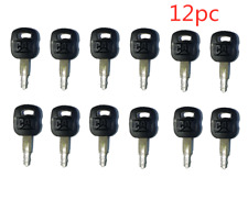 12 Old Style For Cat Key Caterpillar Heavy Equipment Ignition Key 5P8500
