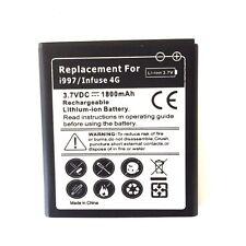 Batería para Samsung Infuse 4g i997 eb555157va original 1800mah sgh-i997 Battery