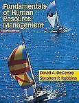 Fundamentals of Human Resource Management DeCenzo, David A., Robbins, Stephen P
