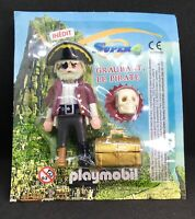 Playmobil CAPTAIN PIRATE BLISTER LIMITED ED. top GIFT LOVELY PRESENT ARCADE TIME