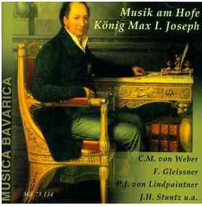 Musica Bavarica CD Musik am Hofe Max I. Joseph