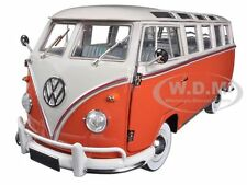 1960 VOLKSWAGEN MICROBUS DELUXE USA MODEL 1/24 BY M2 MACHINES 40300-45B