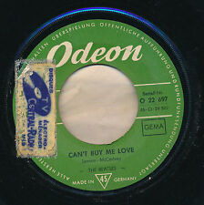 "THE BEATLES 45 TOURS 7"" GERMANY CAN'T BUY ME LOVE"