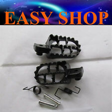 FOOT PEG FOOTREST ASSEMBLY FOOTPEG YAMAHA PW50 PY50 PEEWEE 50 PY50 Y-ZINGER