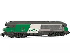 Locomotive De La Sncf Cc 72067 Dcc + Sound Arnold Hn2310s 1:160 Echelle N (Neuf)