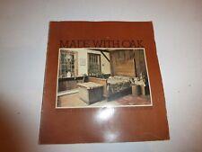 Made With Oak Photo Resource Book,Jeffrey Friedman-Weiss,Herbert WisePb 1975 221