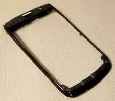New Blackberry OEM Front Faceplate Bezel Frame Housing for BOLD 9700 9780  BLACK