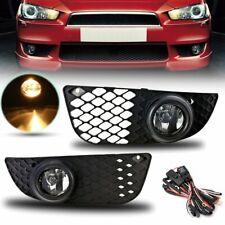 Fog Light Driving Lamp Wiring Switch Kit For Mitsubishi Lancer 2008-2014 2013 12