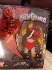 SABAN'S POWER RANGERS~SUPER NINJA STEEL~VILLAIN BRAX~2018 NIP ACTION FIGURE~