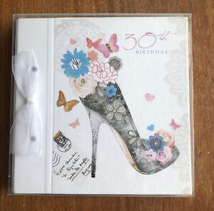 30th Birthday Photo Album **Excellent Condition**