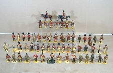CHAS STADDEN BRITISH SEQUENCE of the SCOTS GUARDS 1642 to 1977 STUDIO PAINTED ow