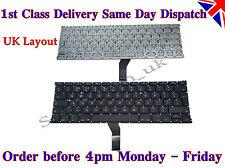 "New Genuine Apple Macbook Air A1369 A1466 13""  MC965 MC966 Laptop UK Keyboard"