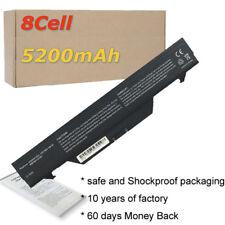 8-Cell 14.8V 5200mAh For HP ProBook 4510s 4515S 4710S Battery HSTNN-OB89 14.4V
